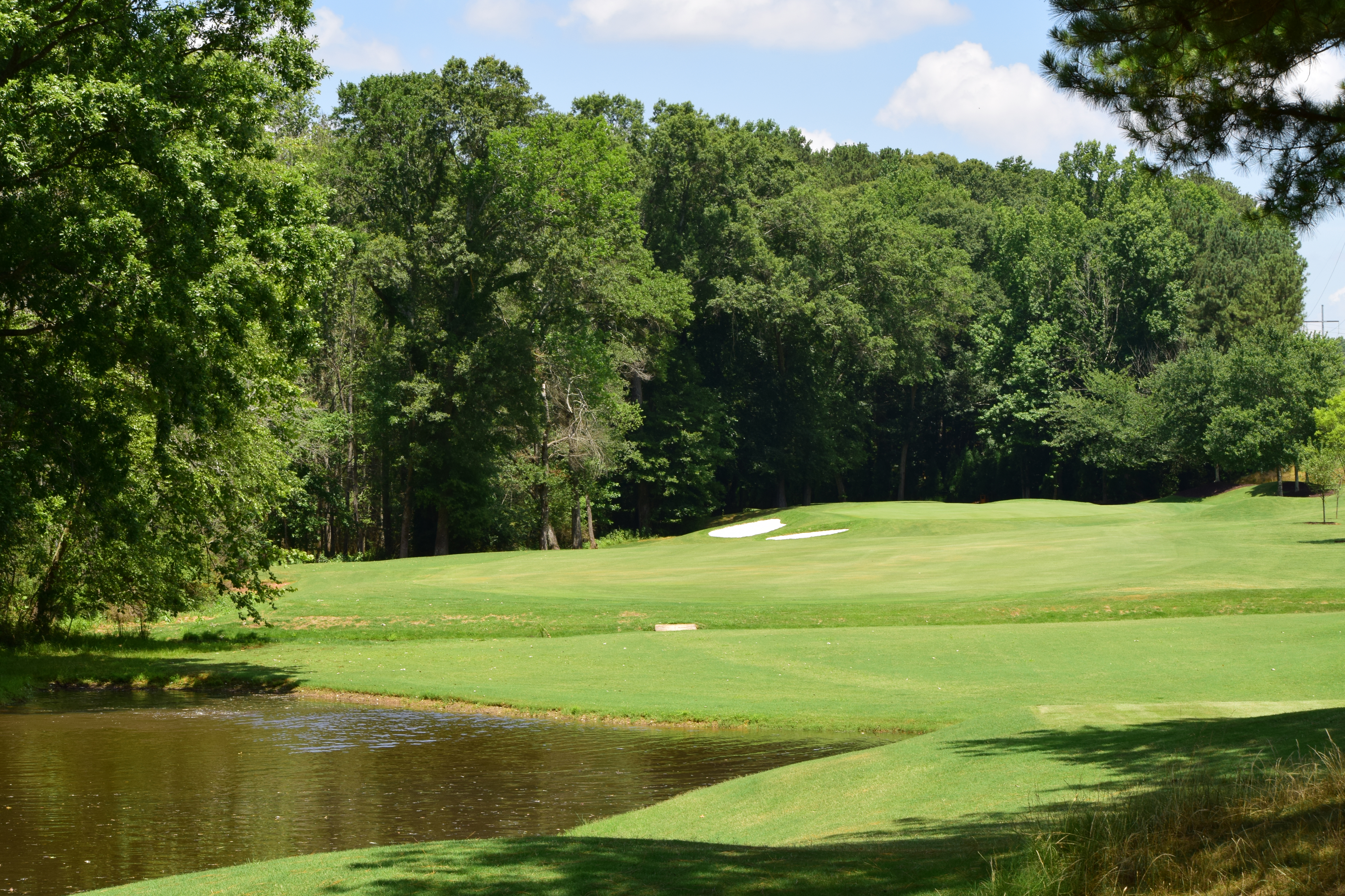 Creekside Course