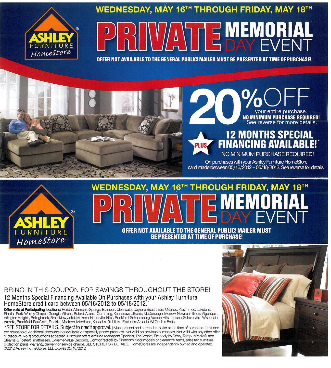 Furniture Discount Websites: Ashley Furniture Coupon : August 2018 Coupons