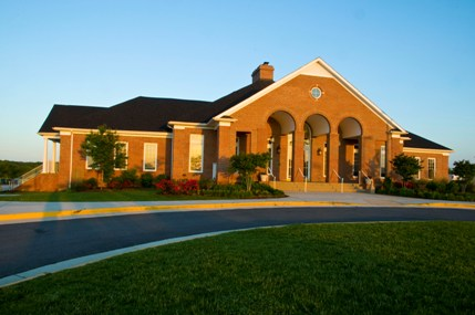 Laurel Hill Golf Course club house