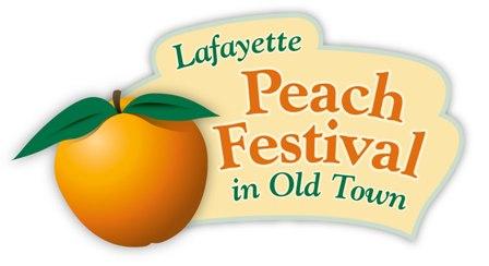 2019 Lafayette Peach Festival