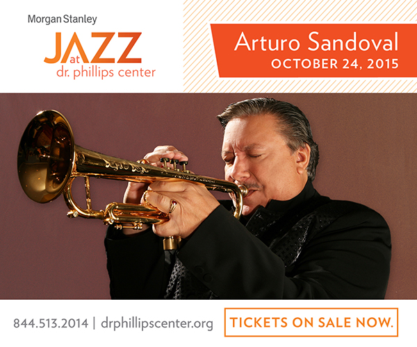 Morgan Stanley Jazz At Dr Phillips Center Presents Arturo