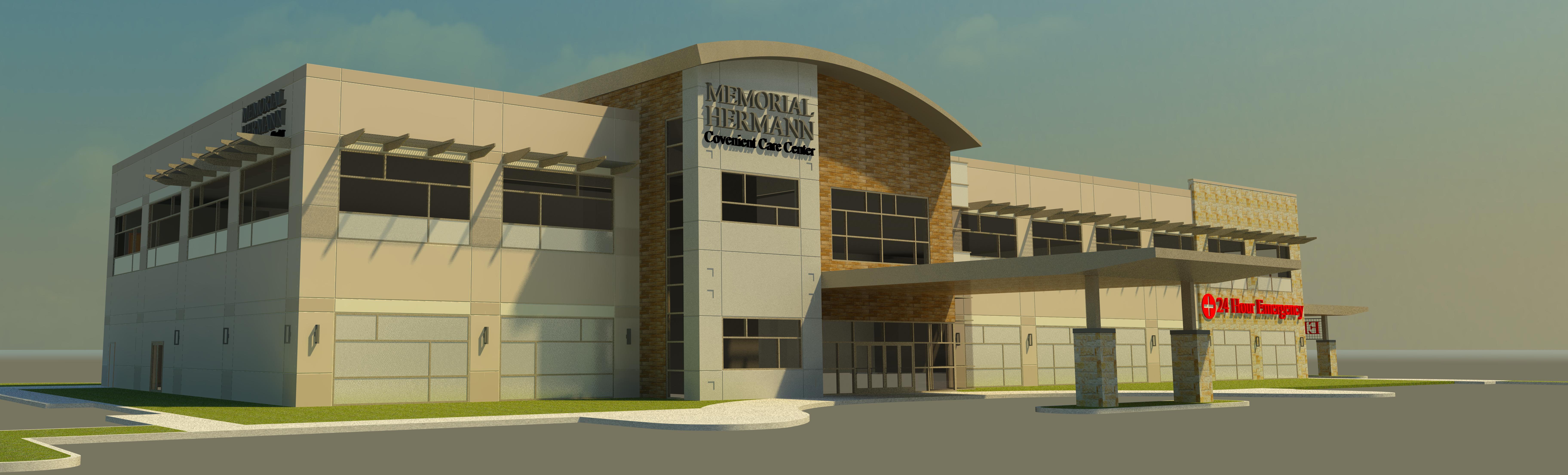 Memorial Hermann Announces Plans for Convenient Care Center in ...