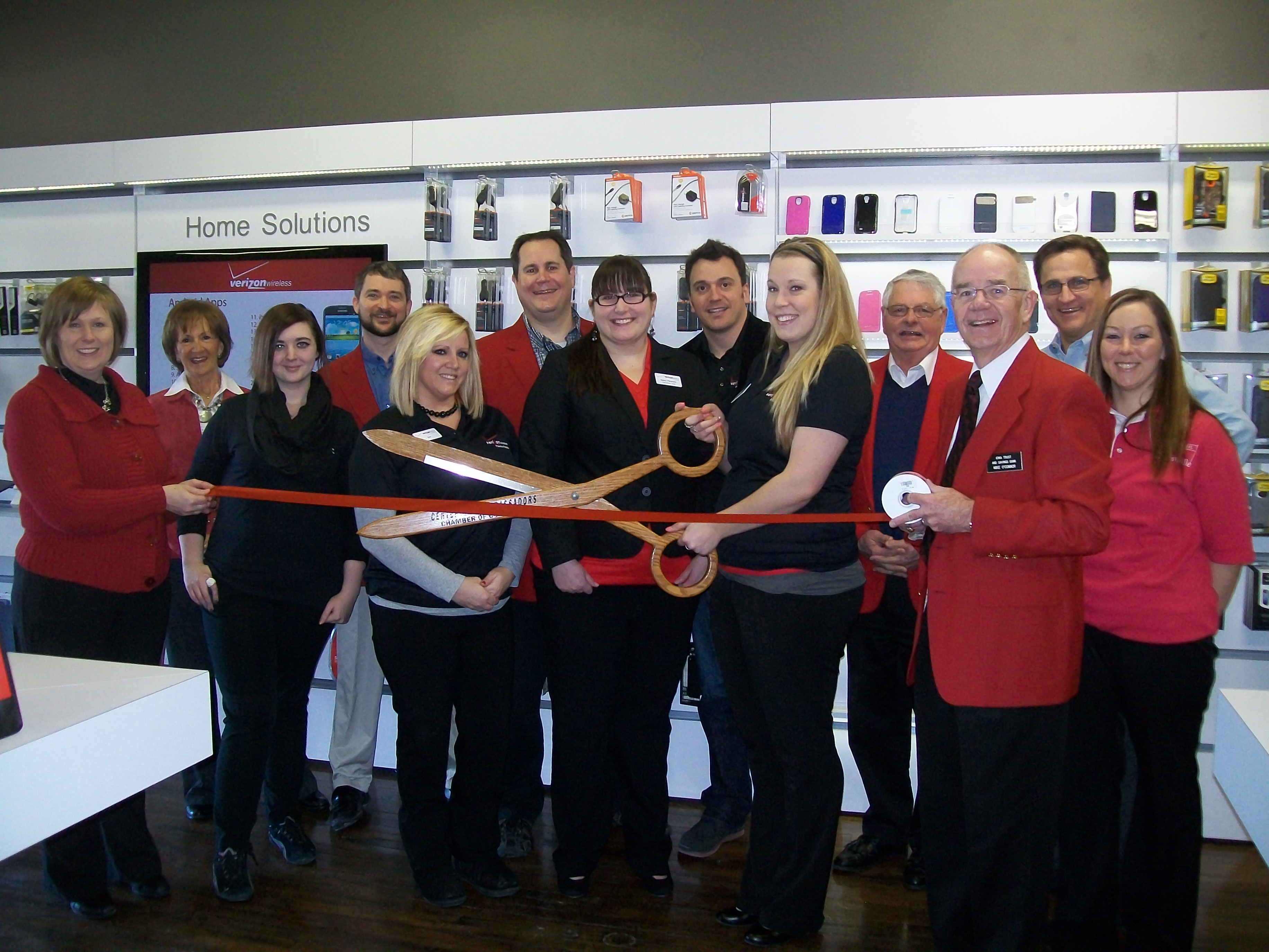 Ambassadors visit five businesses in february for Craft stores in sioux city iowa