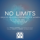 No Limits Conference for Women