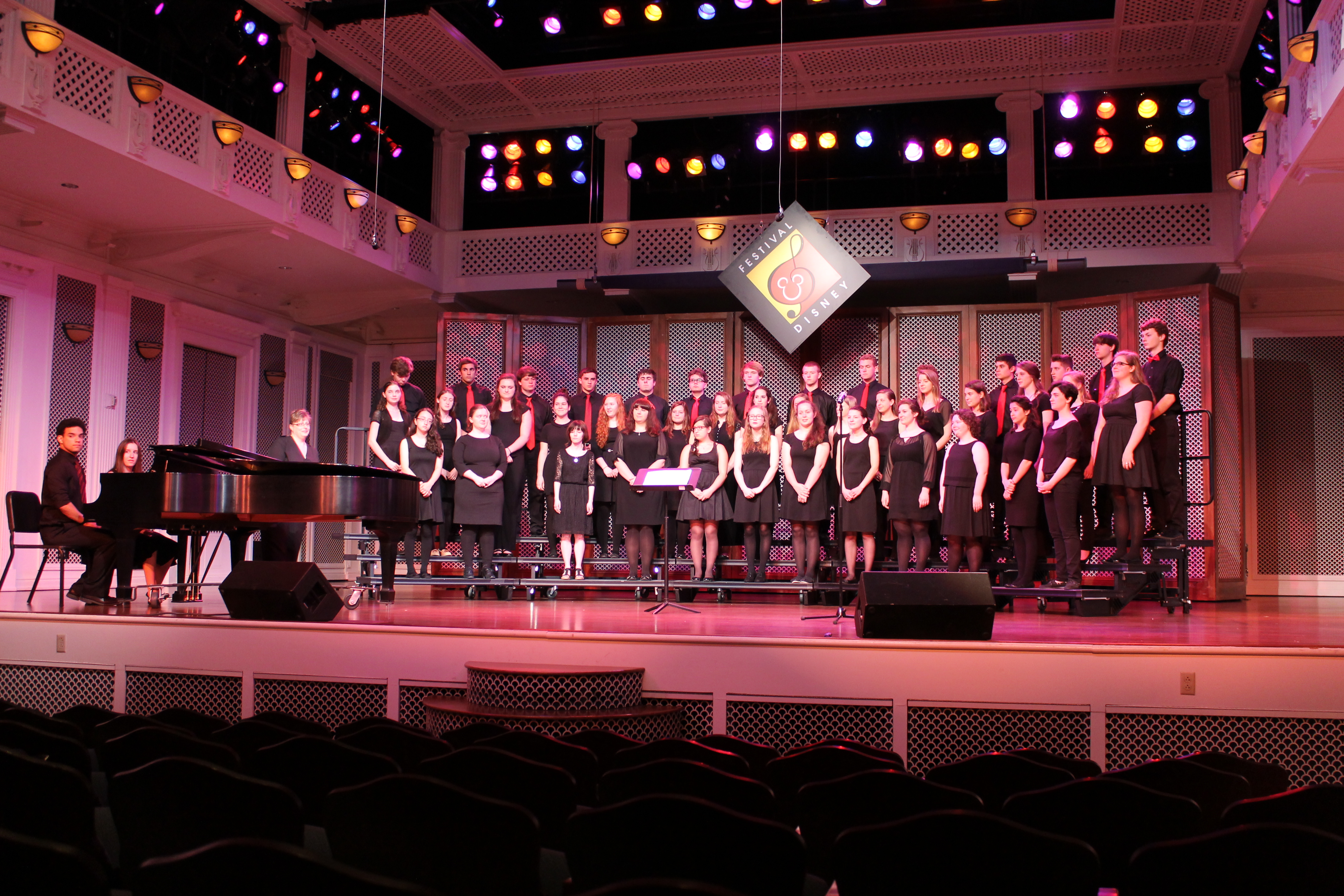 St  Thomas Aquinas High School Music Students Shine at