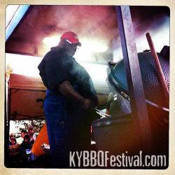 ky bbq festival danville moe cason