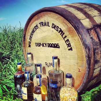 wilderness trail distillery danville ky bourbon