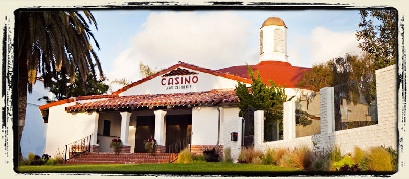 Historic casino san clemente ca pair a dice casino