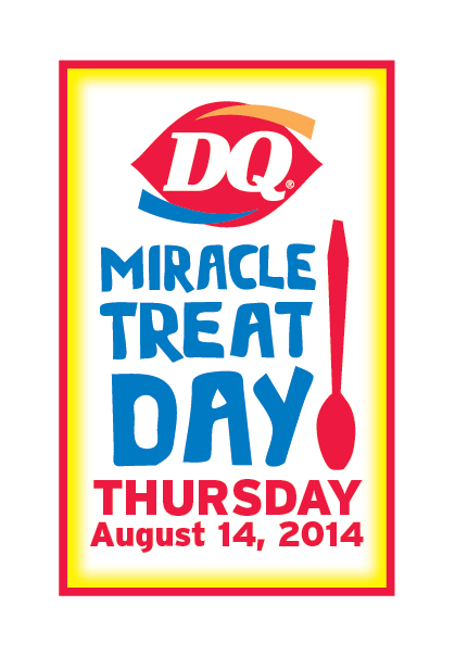 DQ Miracle Treat Day 2014