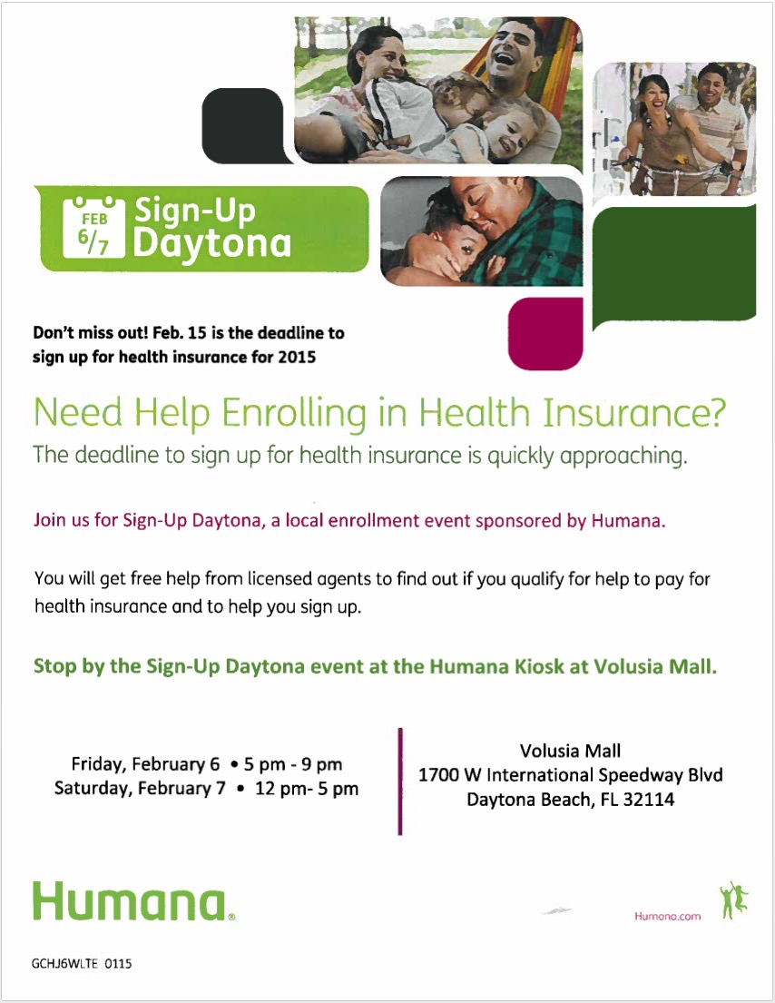 Humana Health Insurance >> Humana Offering Free Help With Health Insurance Sign Ups
