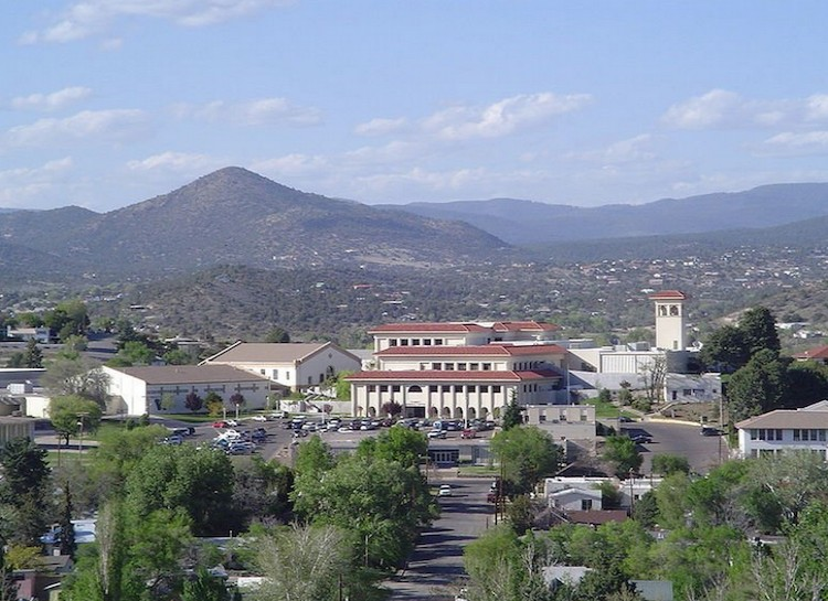 Silver City named as one of the ''17 Coolest Towns in