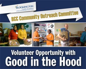 Bloomington Community Outreach