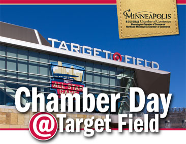 Chamber Day at Target Field