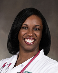 Dr. Kerrian Hudson, Sacred Heart Hospital on the Emerald Coast