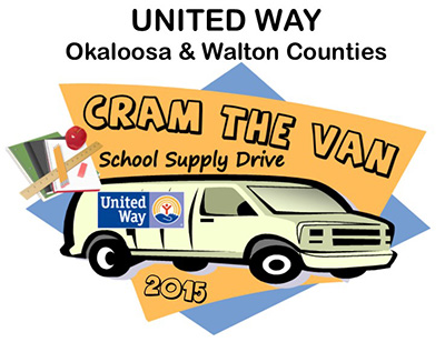 United Way - Cram the Van