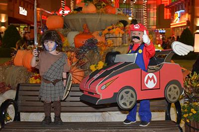 Destin Commons Halloween Haunt