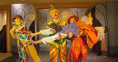 Cultural Arts Alliance of Walton County - Emerald Coast Theatre Company