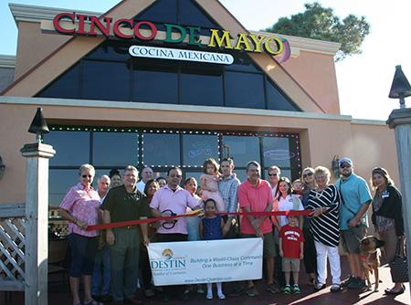 Cinco de Mayo Cocina Mexicana