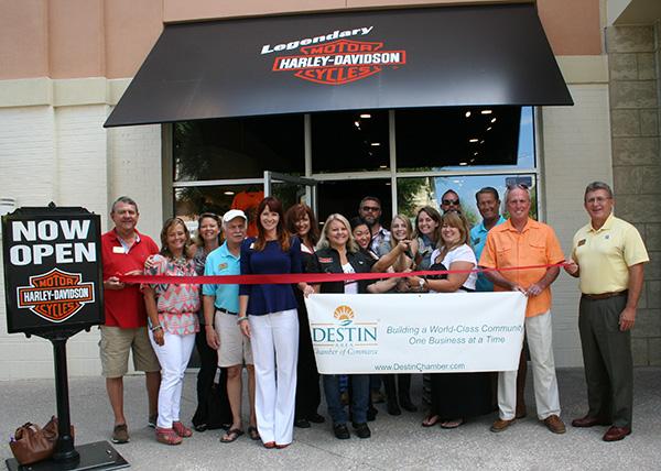 Ribbon Cutting Celebrates Grand Opening Of Legendary