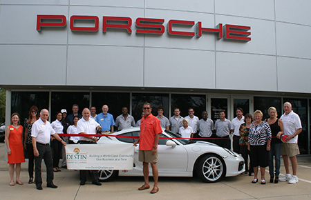 Porsche of Destin