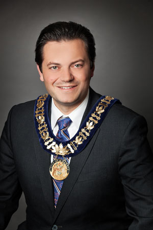 Mayor Jeff Lehman