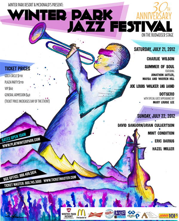 30th Anniversary WP Jazz Festival