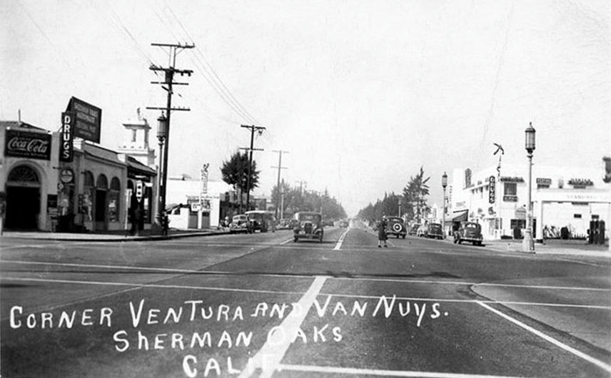 Old Sherman Oaks Pictures