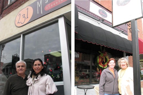Bistro On Third And 231 Market Classic Printing Win Window Display Competition Greater