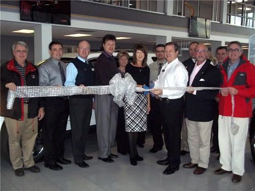 Deacon Jones Smithfield >> Deacon Jones Auto Park Completes Makeover In Smithfield Triangle