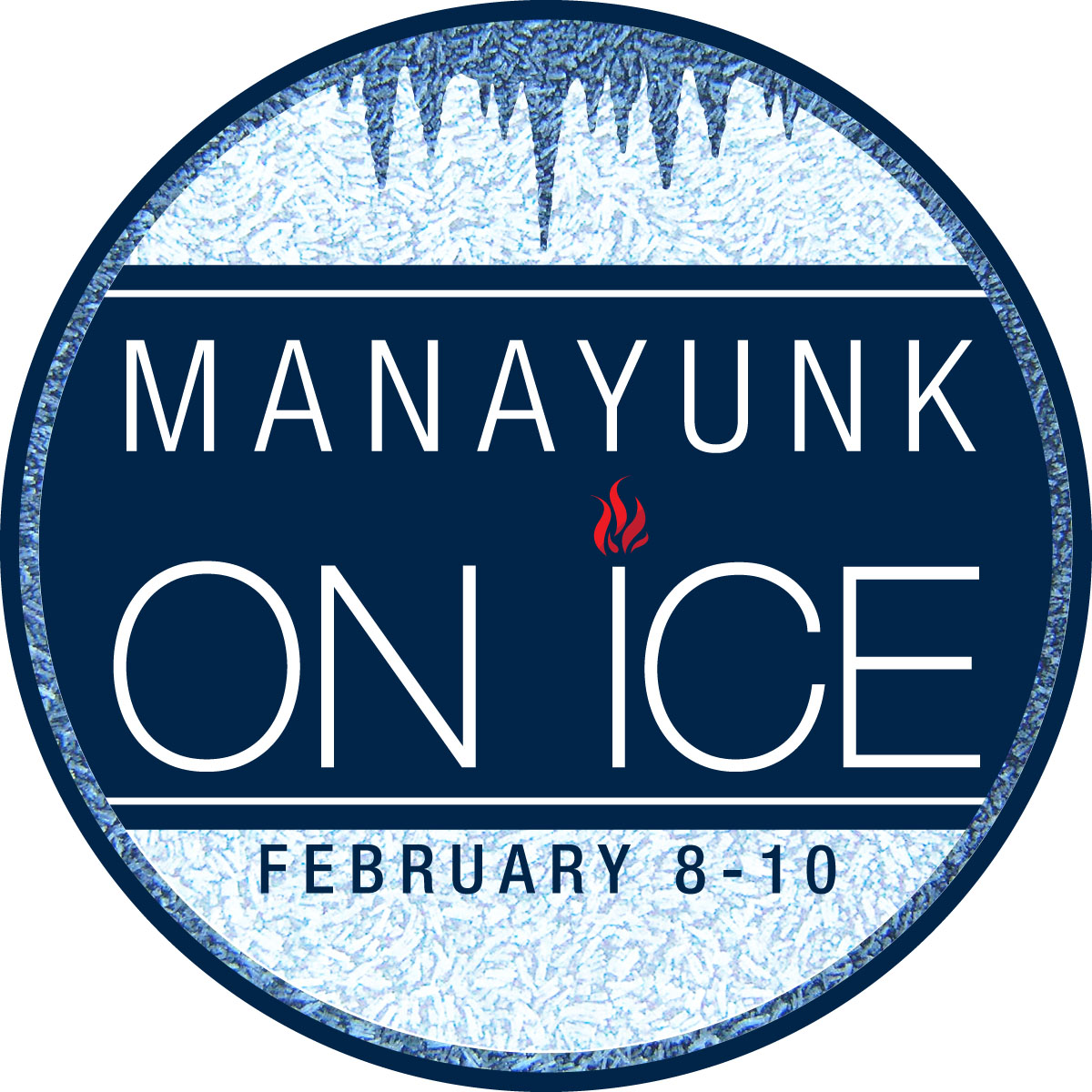 Manayunk On Ice LOGO